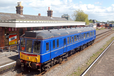 Chiltern Railways 55020